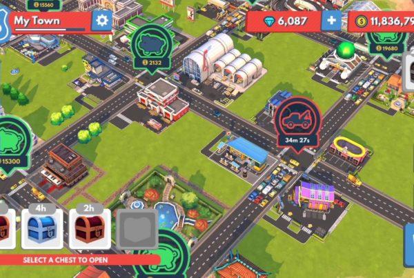 Traffic Panic: Boom Town